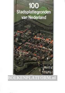 100 Stads-plattegronden van Nederland