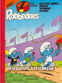 Robbedoes 156ste album