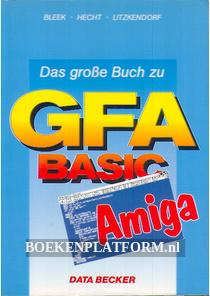 Das grosse Buch zu GFA BASIC Amiga