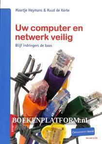 Uw computer en netwerk veilig