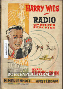 Harry Wils Radio omroeper reporter