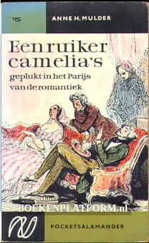 0097 Een ruiker camelia's