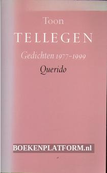 Gedichten 1977-1999