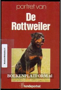 Portret van de Rottweiler