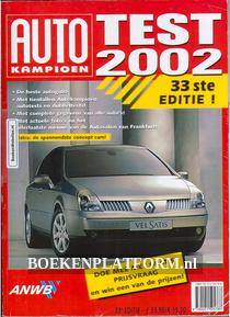 Autokampioen Test 2002