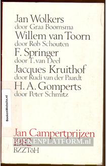 Jan Campertprijzen 1982