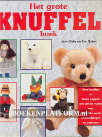 Het grote knuffelboek