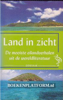 Land in zicht