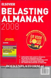 Belasting Almanak 2008