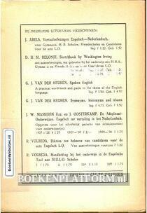 Honderd oefeningen ter vertaling in het Engelsch
