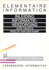 Inleiding informatieverzorging