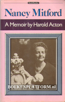 Nancy Mitford, A Memoir