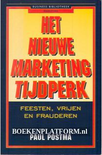 Het nieuwe marketingtijdperk