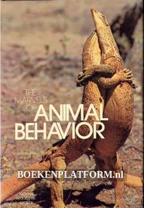 The Marvels of Animal Behavior