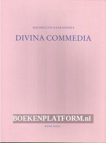 Aquarellen naar Dante's Divina Commedia