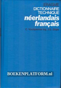 Dictionnaire Technique Neerlandais