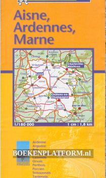 Michelin 306 Aisne, Ardennes, Marne