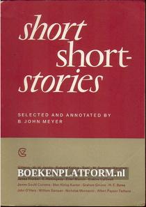 Short Short-Stories