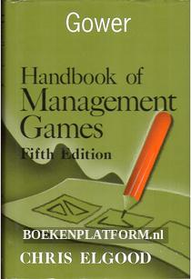 Handbook of Management Games