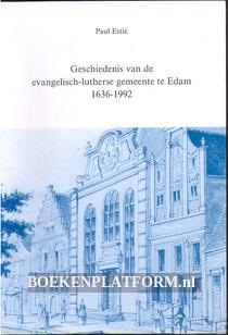 Geschiedenis van de evangelisch-lutherse gemeente te Edam