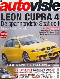 Autovisie 2001 Complete jaargang