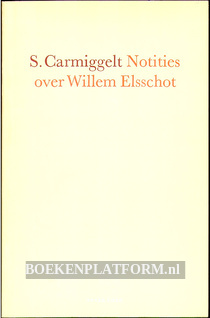 Notities over Willem Elsschot