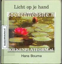 Licht op je hand
