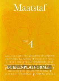 Maatstaf 04-1992