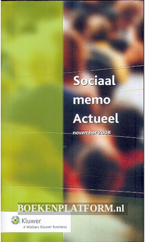Sociaal memo Actueel 2008