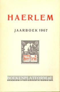 Haerlem Jaarboek 1967