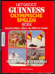 Het groot Guinnes Olympische spelen boek 1983