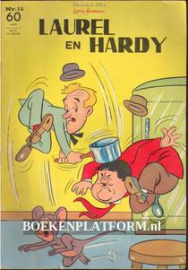 Laurel en Hardy nr. 18