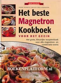 Het beste Magnetron Kookboek