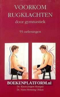 Voorkom rugklachten door gymnastiek