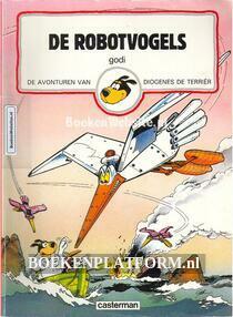 Diogenes de Terrier, De Robotvogels