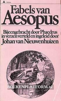 1900 Fabels van Aesopus