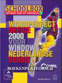 Schoolbox, Wordperfect, Office 2000 voor Windows