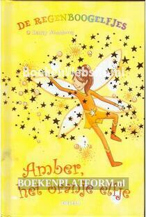 Amber, het oranje elfje