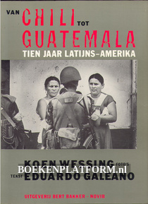 Van Chili tot Guatemala