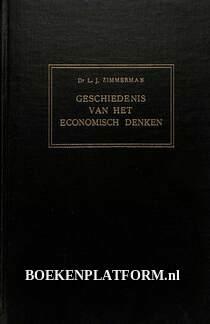 Geschiedenis van het economisch denken