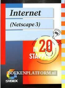 Internet (Netscape 3) in 20 stappen