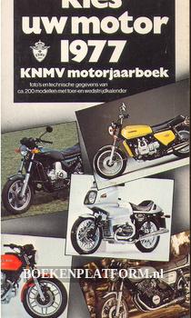 Kies uw motor 1977