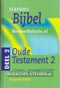 Starters Bijbel Oude Testament 2
