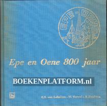 Epe en Oene 800 jaar