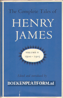 The Complete Tales of Henry James Vol. 11