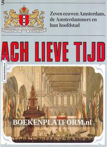 Amsterdammers en hun hoofdstad