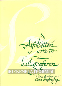 Alfabetten om te kalligraferen
