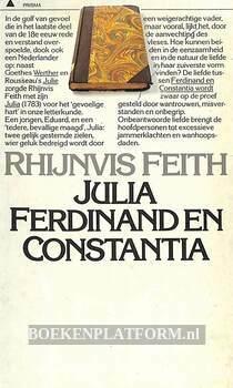 1964 Julia Ferdinand en Constantia