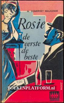 Rosie de eerste de beste