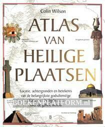 Atlas van heilige plaatsen